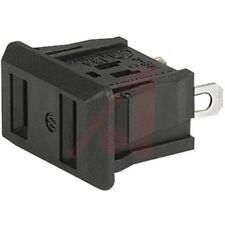Schurter Snap-In IEC Socket