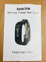 APACHIE ACTIVITY TRACKER Black