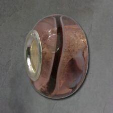 Gioielli di lusso vetro argento sterling