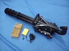 Vulcan M134 electric toy theme party prop cosplay minigun gatling machine gun