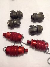 Brunning  aircraft connectors two Different Types MUST L@@K