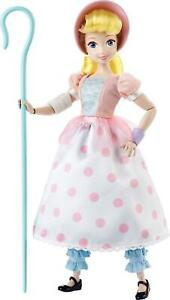 Disney Pixar Toy Story 4 Epic Moves Bo Peep Doll Giggle McDimples Poseable