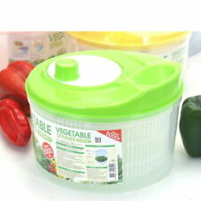Salad Spinner Drying Vegetable Lettuce Herb Dryer Draining Bowl Container moo