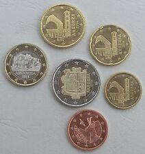 Euro KMS Andorra 2014 6W 3,85 EUR unz