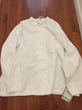 Dickies Chef Executive 5Xl (64-68) Long Sleeve Chef Coat 10 Buttons 70305