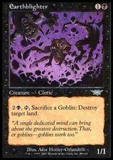 MTG 4x EARTHBLIGHTER - Legions *Cleric Land Destroy*