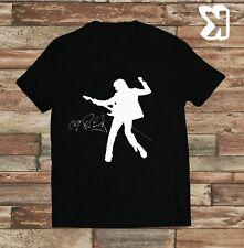 Cliff Richard Music T-shirt (Small,Medium,Large,XL)