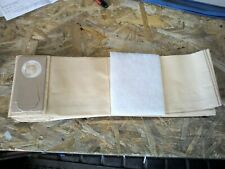 10x Dust Bags + Filter for Lindhaus CH Pro/Ice Vac u38, u45 Vacuum Cleaner
