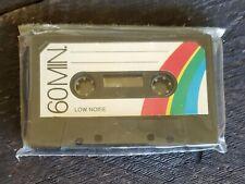 Vintage Blank Audio Cassette Tape 60 Minute Sealed. 70's.?