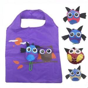 Women's Soft Foldable Tote Shoulder Shopping Bag Travel Bag Handbag JH