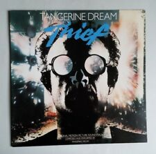 Tangerine Dream - Thief - Vinyl LP Canada 1981