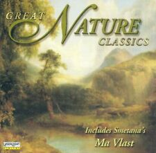 GREAT NATURE CLASSICS – CD (1998) RIMSKY-KORSAKOV MUSSORGSKY SINDING BEETHOVEN