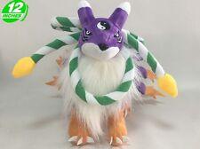 12 inches Japanese Anime Digimon Adventure Dorumon Plush Doll DAPL0048