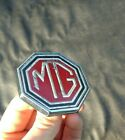1970-1972 MG MGB & 1970-1974 MG MIDGET Original GRILL Emblem Badge W/Bezel