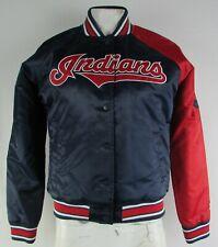 Cleveland Indians MLB Starter Women's Bomber Jacket