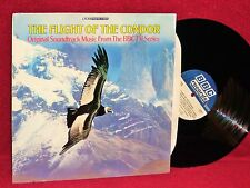 TV OST LP FLIGHT OF THE CONDOR INTI ILLIMANI GUAMARY 1982 BBC ORIGINAL PRESS NM