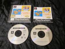 PS1 : BOB AGGIUSTATUTTO + TWEENIES - Completi ! Compatibili PS2 e PS3