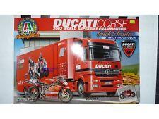 ITALERI  # 3815 MERCEDES Actros  DUCATI Corse 2002 BO