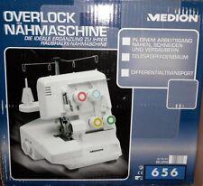 neu Overlock Nähmaschine Medion MD 10685