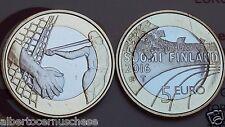 5 euro 2016 FINLANDIA Finland Finnland FINLANDE Atletica Athletics Финляндия