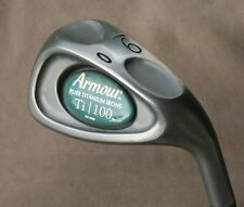 Ladies Tommy Armour Ti 100 Pure Titanium # 9 iron VGC Original Graphite Shaft