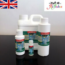 S76 Airsac Mites Bird Mite Worms Lice  IN WATER Treatment ALL Birds