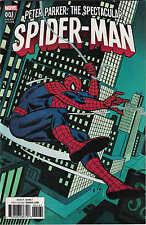 Peter Parker Spectacular Spider-Man #1 1:500 Ross Andru Variant Marvel 2017 NM
