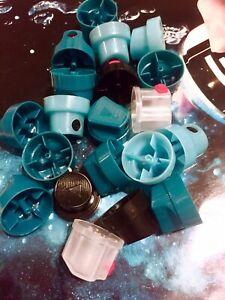 Spray Paint Nozzles Tips Caps Ironlak Montana Krylon Graffiti Art YouKnowMySteez