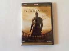 Gladiator Dvd Russell Crowe Joaquin Phoenix Ridley Scott Oliver Reed widescreen