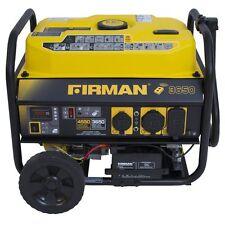 Firman Power Equipment P03603 Gas Powered Portable Remote Start Generator