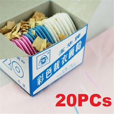 20PCs Assorted Tailor's Fabric Chalk Dressmaker's Pattern Marking Chalk Sewing *