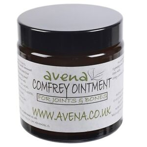 Comfrey Ointment Bone Joint Fractures Skin Injuries Natural Healing Treatment