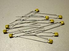 10 pièces 10 NF/100 v x7r céramique condensateurs (m0530)