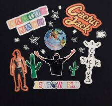 Travis Scott Sticker Pack! Fast Free Shipping! Cactus Jack Astroworld