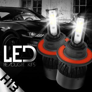 488W 48800LM CSP LED headlight Kit H13 9008 High/Low 6000K XENON White bulbs x2