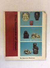 The Netsuke of Japan by Egerton Ryerson -1953 (HC)-Acceptable
