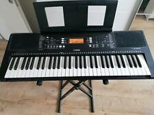 Yamaha PSR e363 Keyboard inkl. Keyboard Ständer