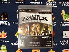 Tomb Raider Trilogy EXCELLENT CONDITION  (Sony PlayStation 3, 2011)