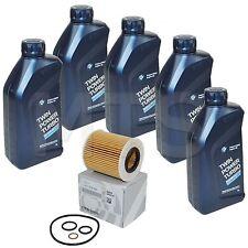 5L ORIGINAL BMW Motoröl SAE 5W30 LL mit ORGINAL Ölfilter BMW E81 E87 E46 E90 Z4