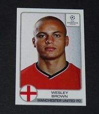 # 178 BROWN RED DEVILS MANCHESTER UNITED FOOTBALL CHAMPIONS LEAGUE 2001-2002