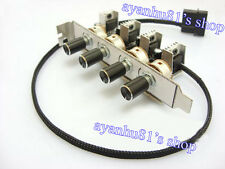 PC 4 Channel 3-Pin 3pin PCI Cooling Fan Speed Controller Support Turn OFF Fan