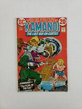 Kamandi The Last Boy On Earth #2 Jan 1973 Jack Kirby! Bronze Age Dc Comics