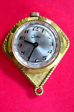 GOLDEN Pendant Watch for NECKLACE by CHATEAU