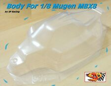 Carrozzeria 1/8 Buggy Off per MUGEN MBX7 e MBX8 SP RACING cod. SPBD0010