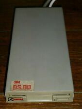 "Cumana Atari ST External 3.5"" Floppy Disk Drive in working condition"