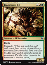 Bloodbraid Elf ETM Eternal Masters Magic MTG Card Near Mint