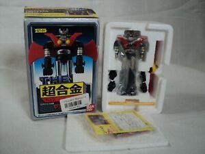 Bandai Soul of The Chogokin GT-01 Mazinger Z Figure w/box, NICE! (Toy 108)