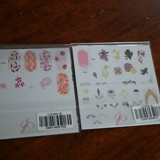 Clear Jelly Stamper floral subscriber box nail stamping polish plate month