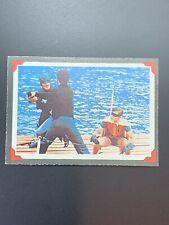 A&BC BATMAN & ROBIN #37 - DUTCH/NETHERLANDS - CHEWING GUM TARDE CARD
