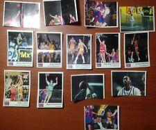 14 Cromos Pegatinas Pánini Basket 91 Liga ACB. Bimbo. 1990. Sin pegar